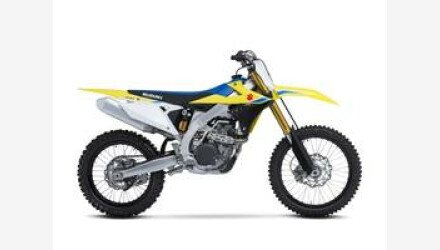 2018 Suzuki RM-Z450 for sale 200659129