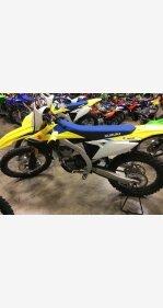 2018 Suzuki RM-Z450 for sale 200849971
