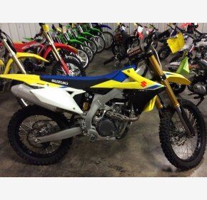 2018 Suzuki RM-Z450 for sale 200850159
