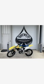 2018 Suzuki RM-Z450 for sale 200976664