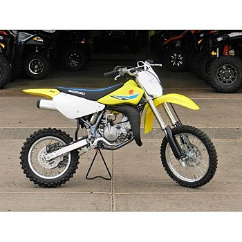 2018 Suzuki RM85 for sale 200565640