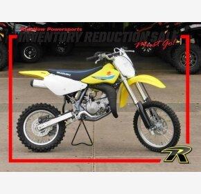 2018 Suzuki RM85 for sale 200565697