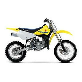 2018 Suzuki RM85 for sale 200659133
