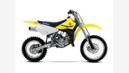 2018 Suzuki RM85 for sale 200659133