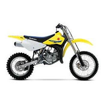2018 Suzuki RM85 for sale 200659135
