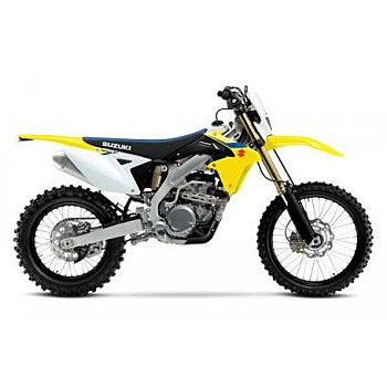 2018 Suzuki RMX450Z for sale 200607844