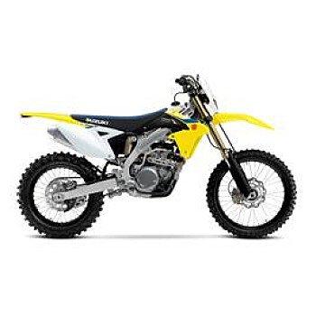 2018 Suzuki RMX450Z for sale 200659143