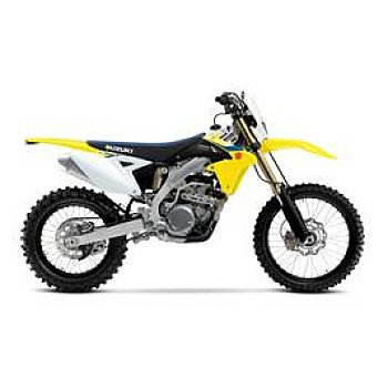 2018 Suzuki RMX450Z for sale 200664910