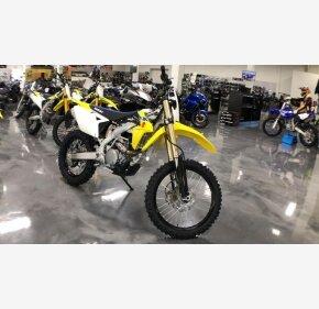 2018 Suzuki RMX450Z for sale 200691885