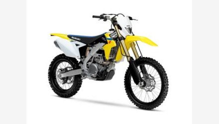 2018 Suzuki RMX450Z for sale 200707546