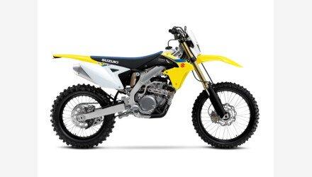 2018 Suzuki RMX450Z for sale 200860664