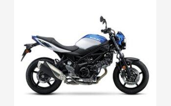 2018 Suzuki SV650 for sale 200599581