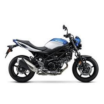2018 Suzuki SV650 for sale 200718097
