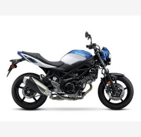 2018 Suzuki SV650 for sale 200543512