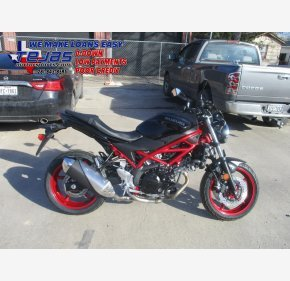 2018 Suzuki SV650 for sale 200584482