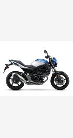 2018 Suzuki SV650 for sale 200696703