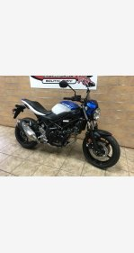2018 Suzuki SV650 for sale 200720702
