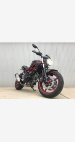 2018 Suzuki SV650 for sale 200808789