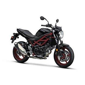 2018 Suzuki SV650 for sale 200838511