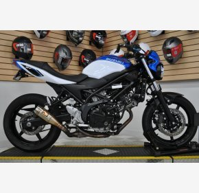 2018 Suzuki SV650 for sale 200931948