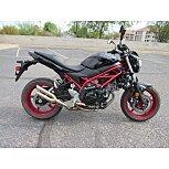 2018 Suzuki SV650 ABS for sale 201102921