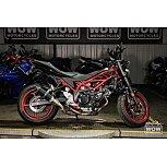 2018 Suzuki SV650 for sale 201166392