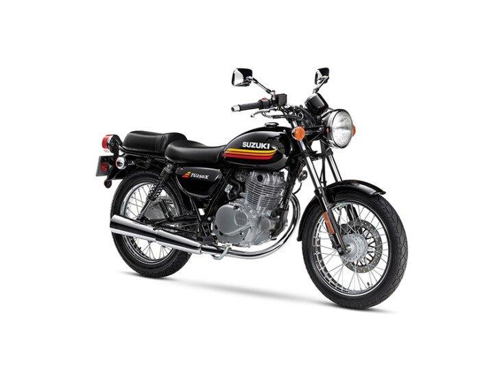 2018 Suzuki TU250 250X specifications