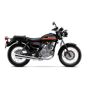 2018 Suzuki TU250X for sale 200578372