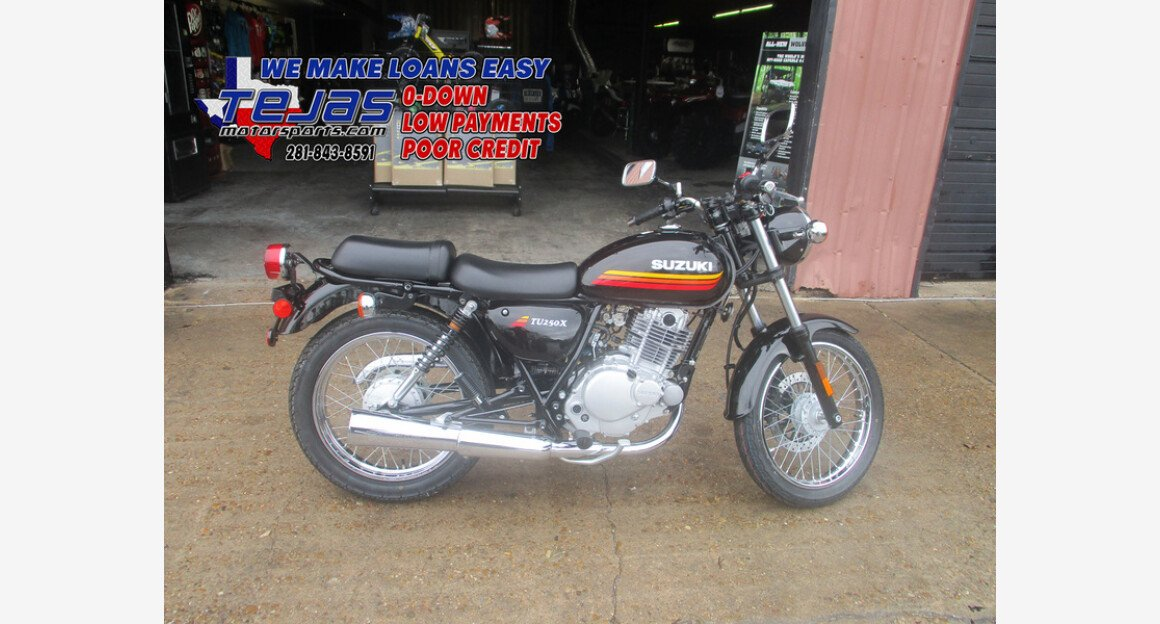 2018 Suzuki TU250X for sale 200584505