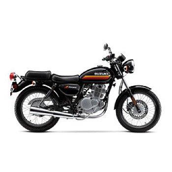 2018 Suzuki TU250X for sale 200616801