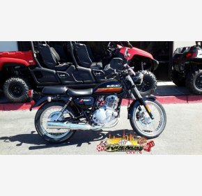 2018 Suzuki TU250X for sale 200591297