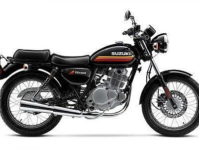 2018 Suzuki TU250X for sale 200719678