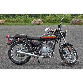 2018 Suzuki TU250X for sale 200744233