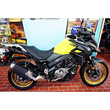2018 Suzuki V-Strom 650 for sale 200806673
