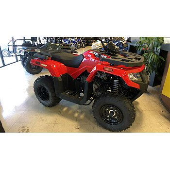 2018 Textron Off Road Alterra 300 for sale 200680552