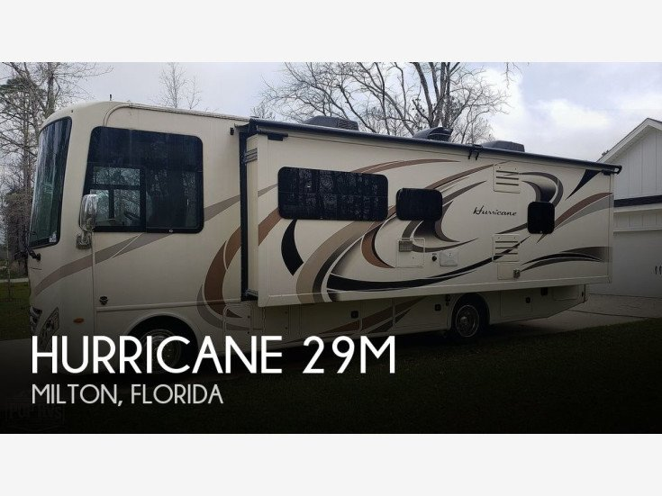 2018 Thor Hurricane 29M for sale 300296734