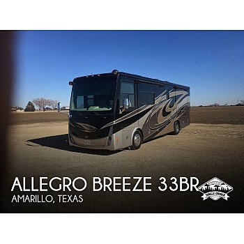 2018 Tiffin Allegro Breeze for sale 300248230