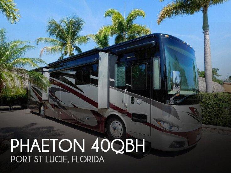 2018 Tiffin Phaeton for sale 300312327
