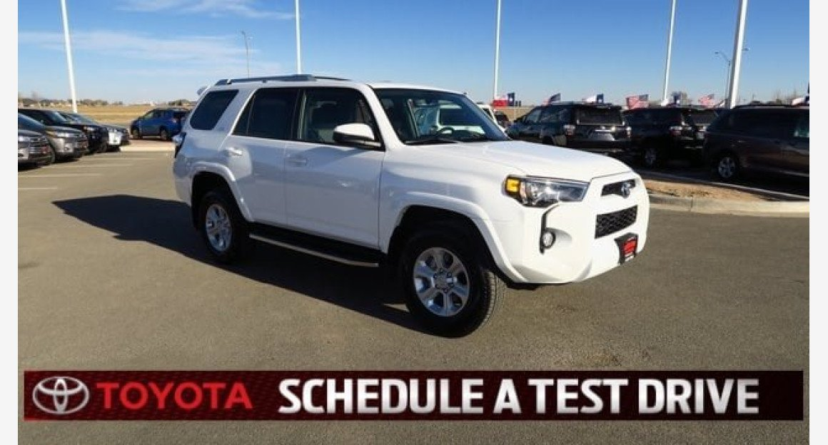 2018 Toyota 4Runner for sale 100946769