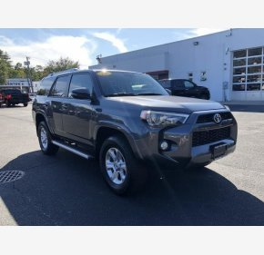 2018 Toyota 4Runner for sale 101217781