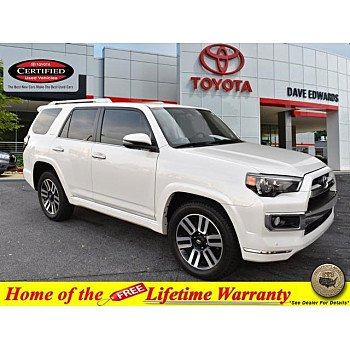 2018 Toyota 4Runner 2WD for sale 101242483