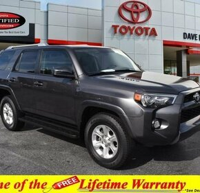 2018 Toyota 4Runner 2WD for sale 101271655