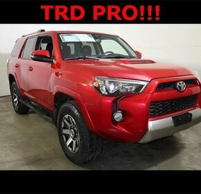 2018 Toyota 4Runner for sale 101276905