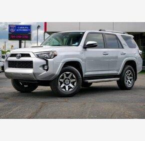 2018 Toyota 4Runner for sale 101319110