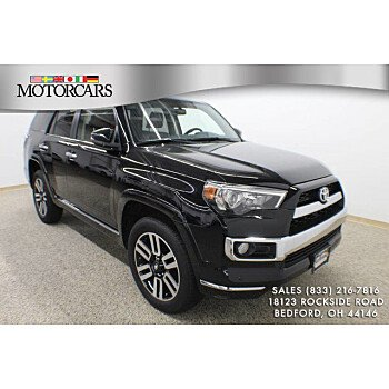 2018 Toyota 4Runner for sale 101344930