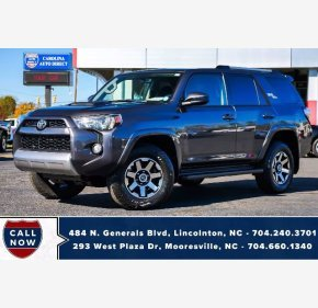 2018 Toyota 4Runner for sale 101402268