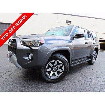 2018 Toyota 4Runner for sale 101571703