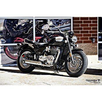 2018 Triumph Bonneville 1200 for sale 200569686