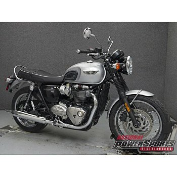 2018 Triumph Bonneville 1200 T120 for sale 200579576