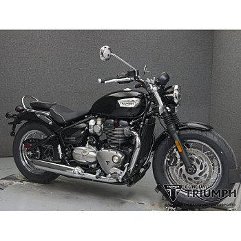 2018 Triumph Bonneville 1200 for sale 200579590